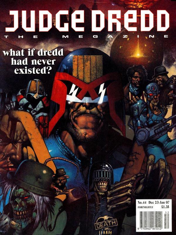 Judge Dredd: The Megazine #44