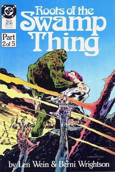 Roots of the Swamp Thing #2