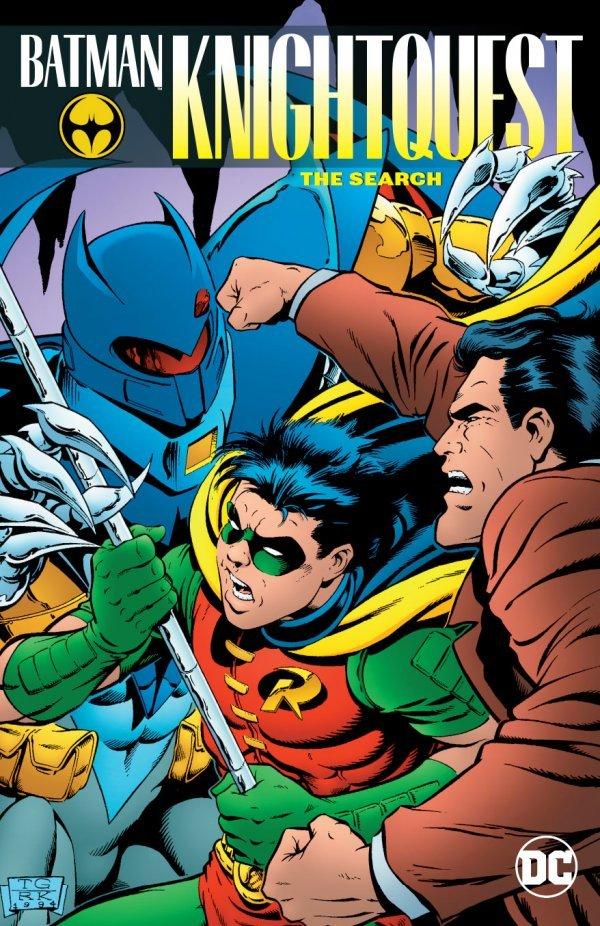 Batman: Knightquest - The Search 25th Anniversary Edition TP