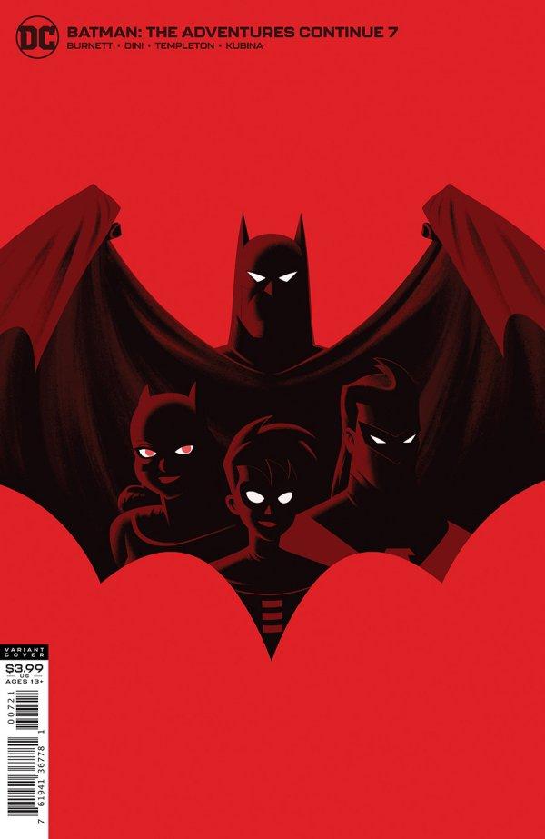 Batman: The Adventures Continue #7