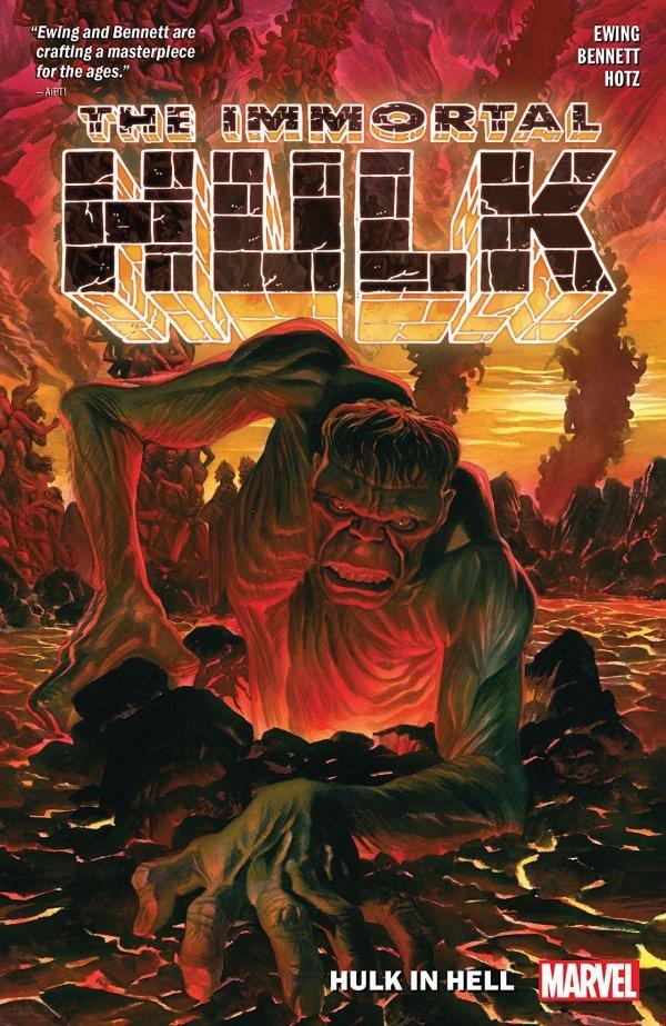 The Immortal Hulk Vol. 3: Hulk In Hell TP