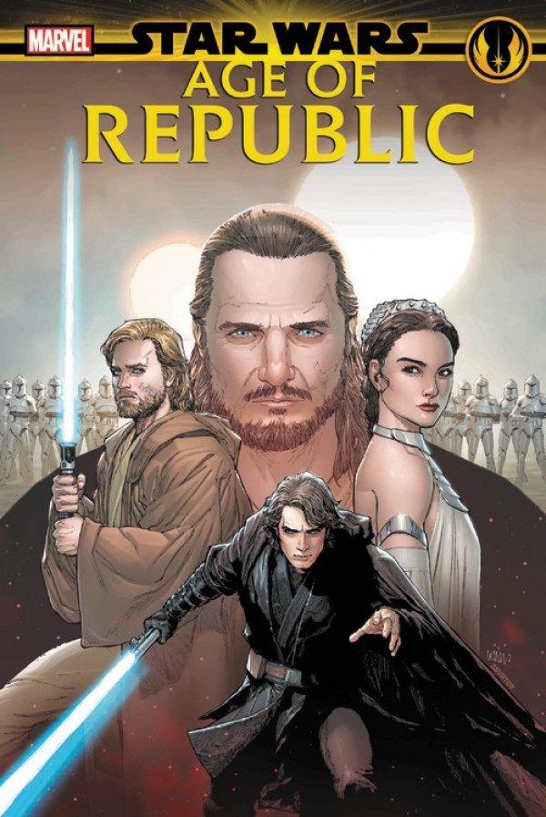 Star Wars: Age of Republic HC