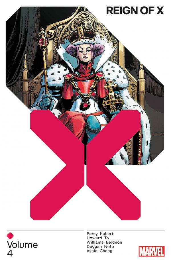 Reign of X Vol. 4 TP