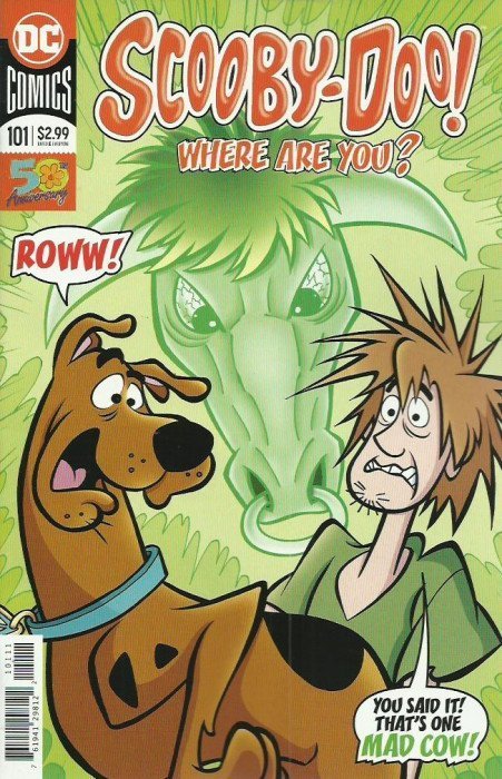 Scooby-Doo, Where Are You? #101