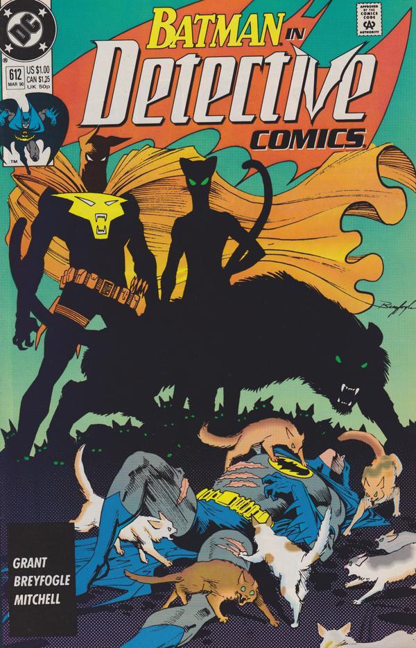 Detective Comics #612