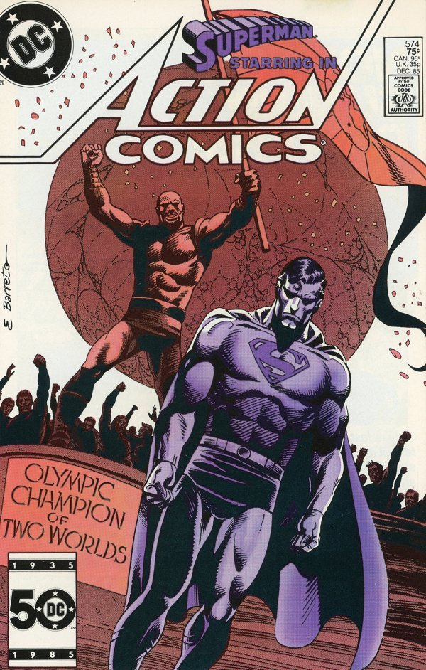 Action Comics #574