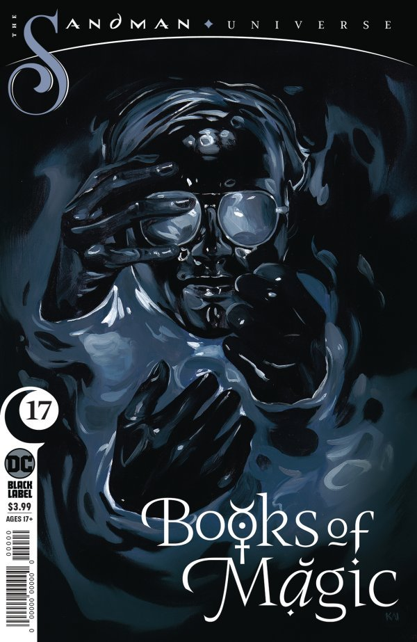 The Books of Magic #17 review