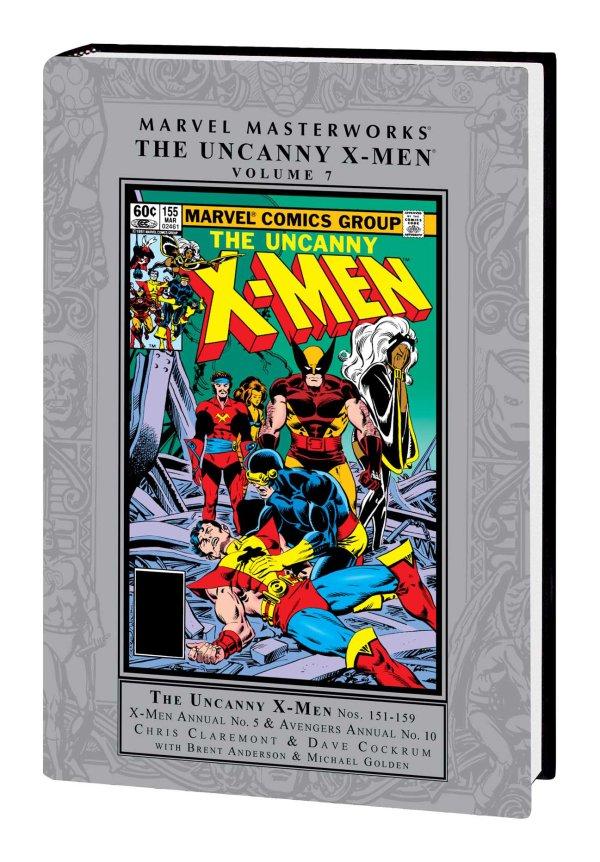 Marvel Masterworks: The Uncanny X-Men Vol. 7