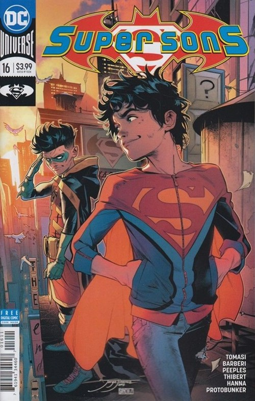 Super Sons #16