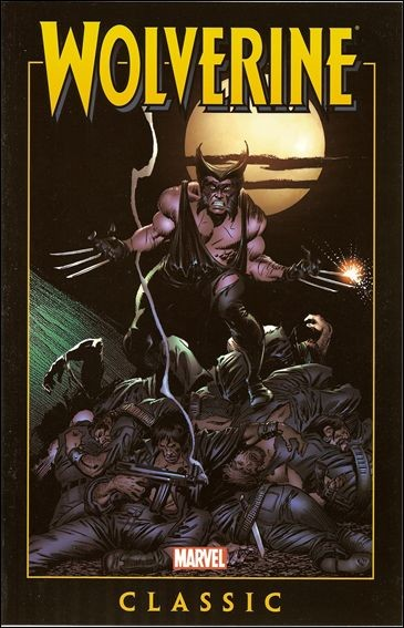 Wolverine Classic Vol. 1 TP
