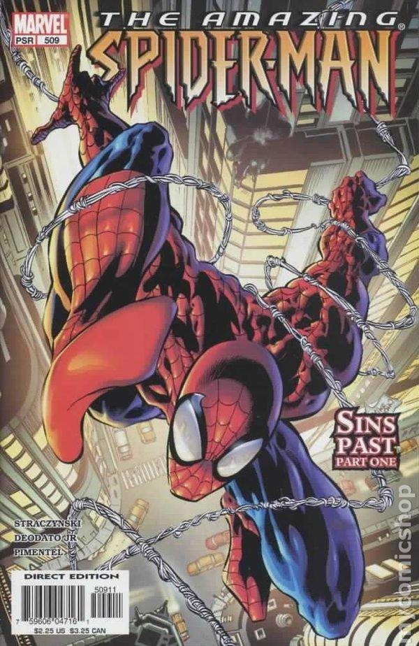 The Amazing Spider-Man #509