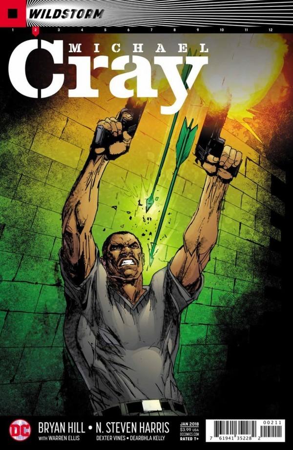 Wildstorm: Michael Cray #2