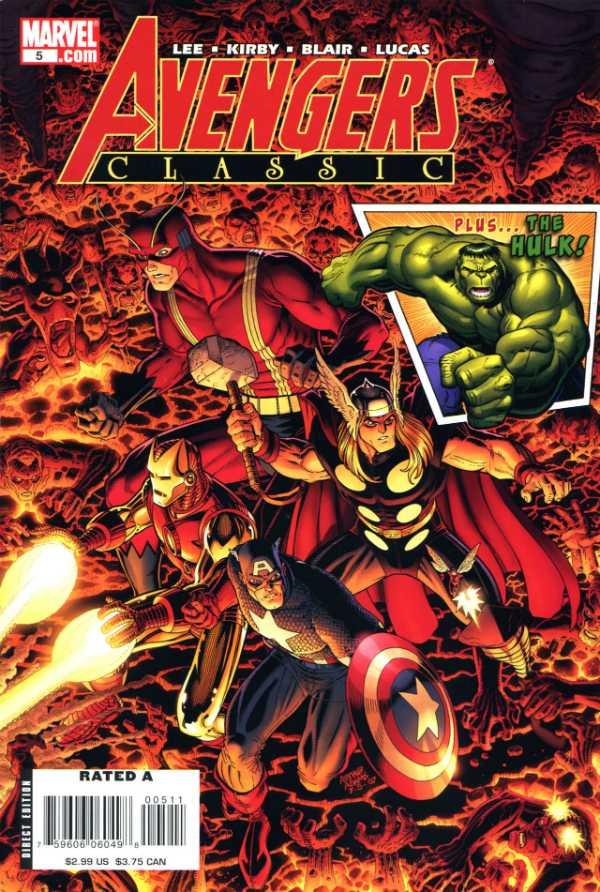 Avengers Classic #5
