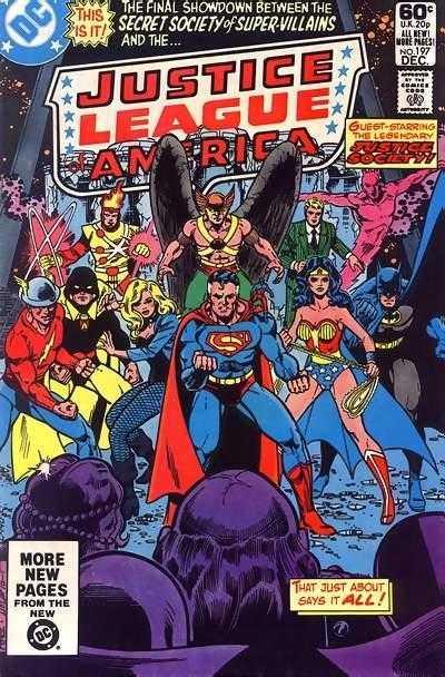 Justice League of America #197