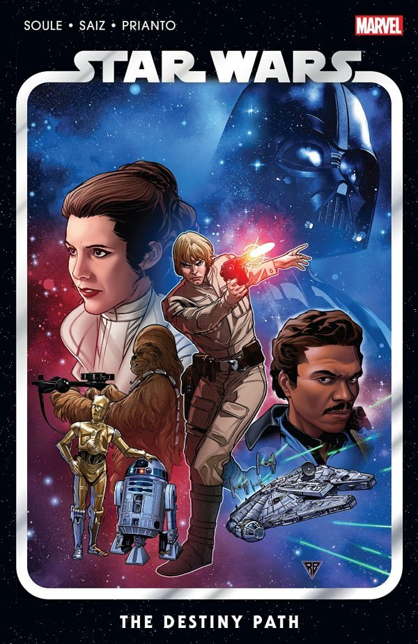 Star Wars Vol. 1: The Destiny Path TP