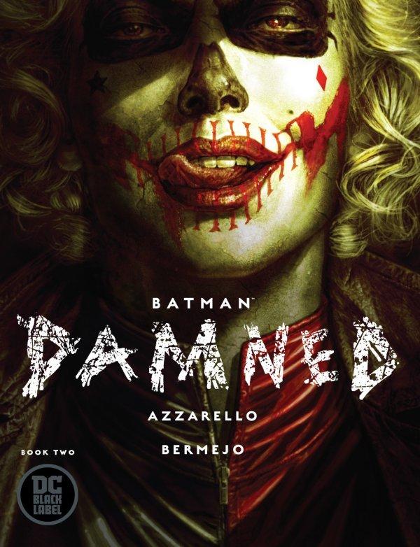 Batman: Damned #2