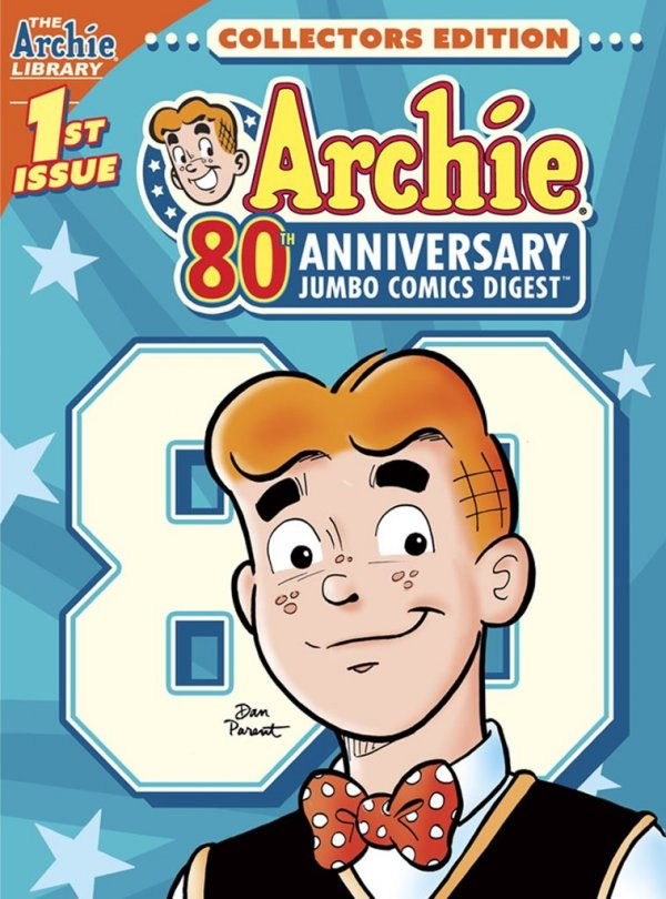 Archie 80th Anniversary Jumbo Comics Digest #1