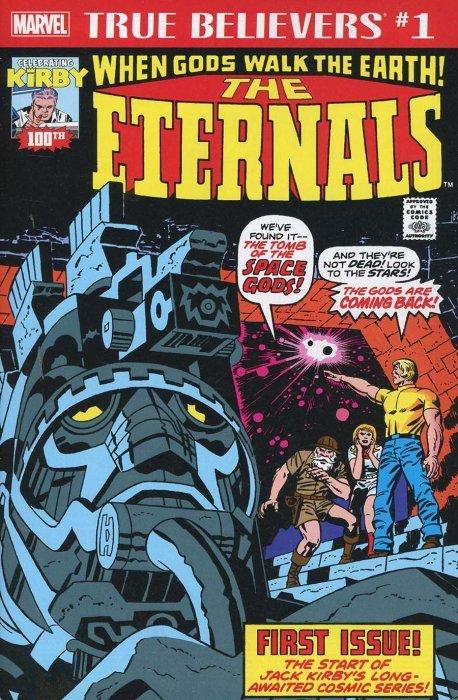 True Believers: Kirby 100th - Eternals #1