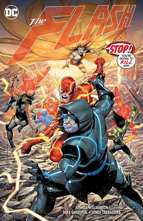 The Flash Vol. 13: Rogues Reign TP