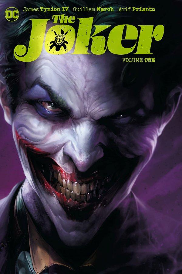 The Joker Vol. 1 HC