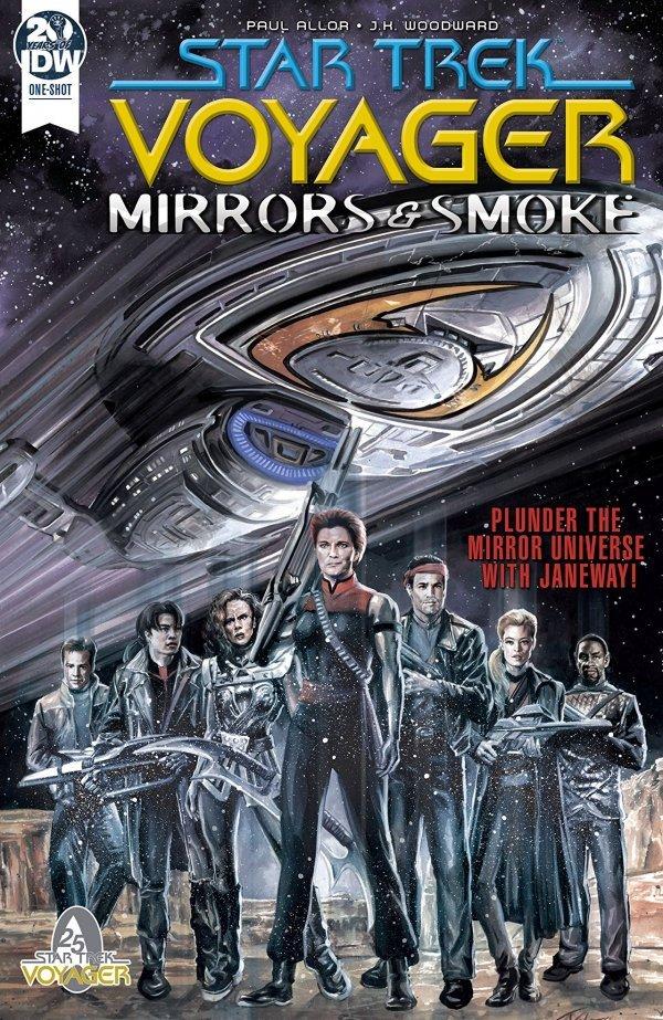 Star Trek: Voyager - Mirrors and Smoke #1