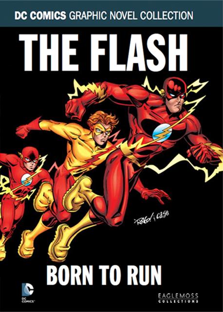 DC Comics Graphic Novel Collection Vol. 19 The Flash: Born to Run
