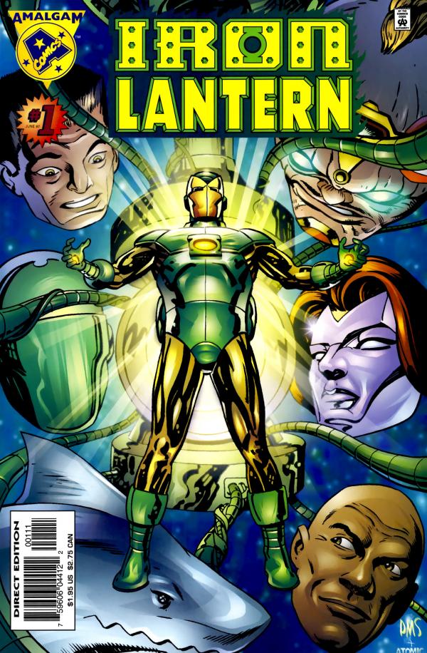 Iron Lantern #1 review