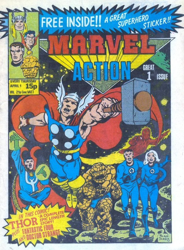 Marvel Action #1