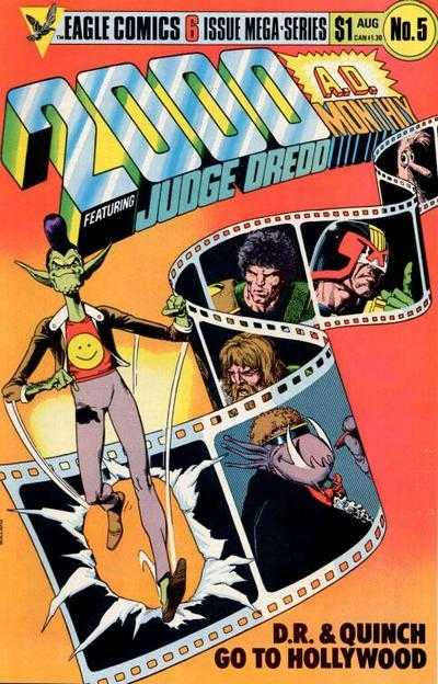 2000 AD Monthly #5