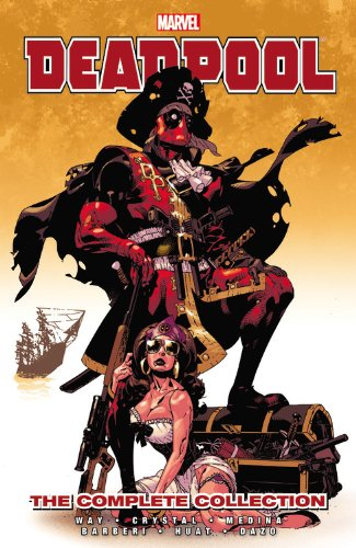 Deadpool by Daniel Way: The Complete Collection Vol. 2 TP