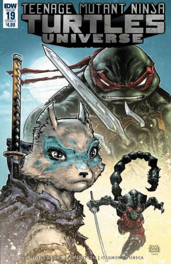 Teenage Mutant Ninja Turtles: Universe #19