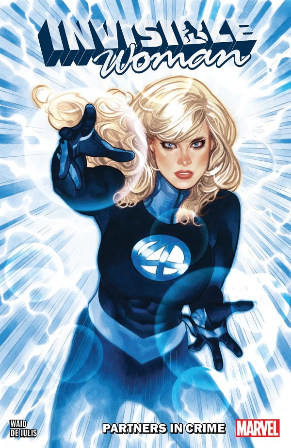 Invisible Woman TPB