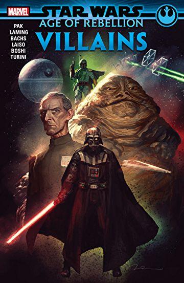 Star Wars: Age of Rebellion - Villains TP