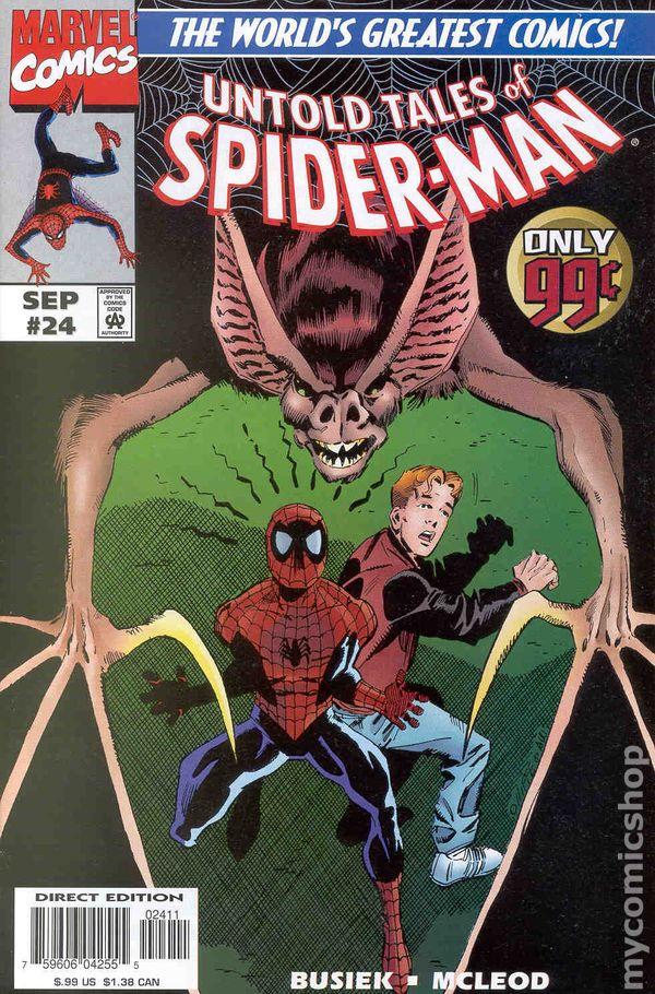 Untold Tales of Spider-Man #24