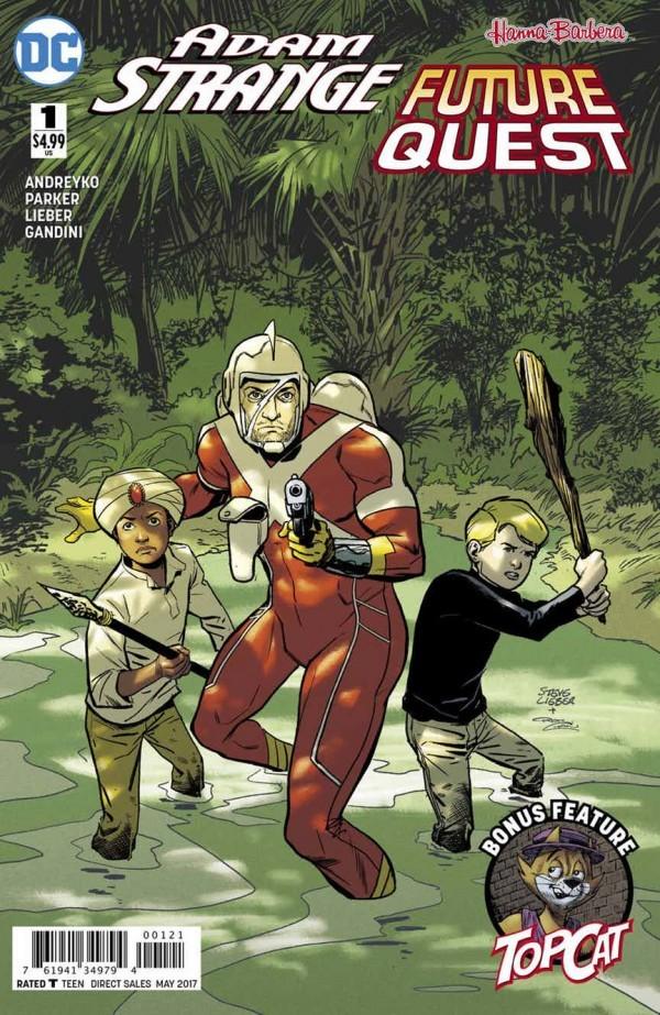 Adam Strange / Future Quest Special #1