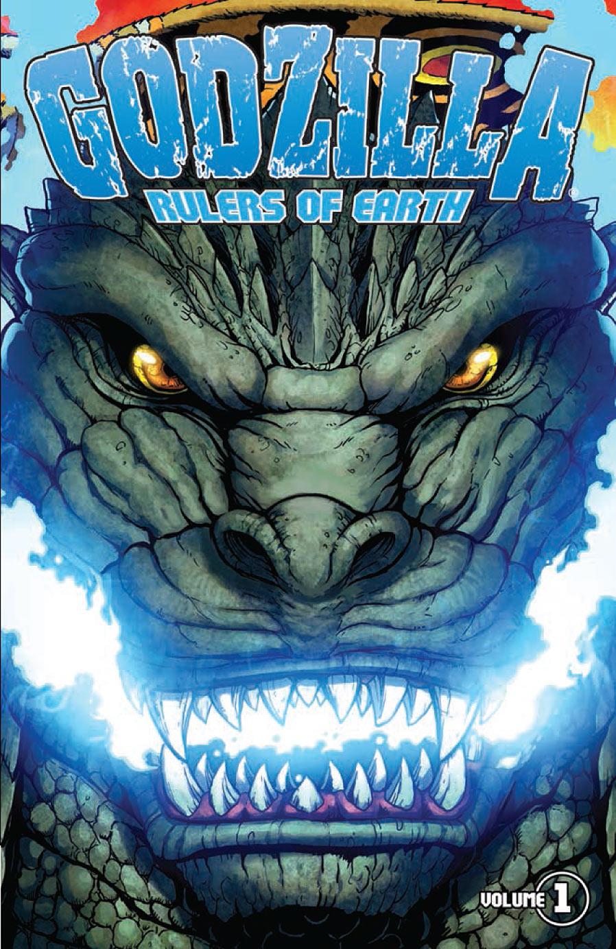 Godzilla Rulers of Earth Vol. 1 TP