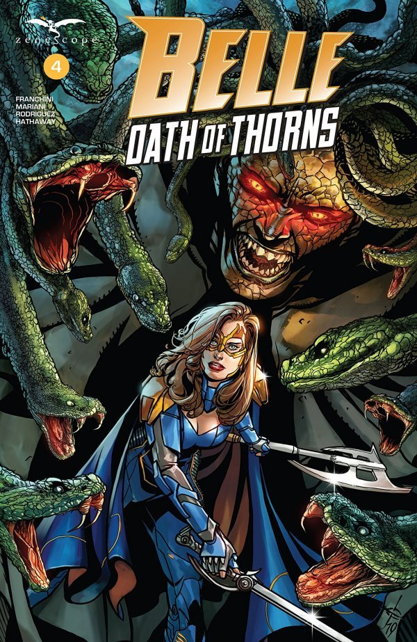 Belle: Oath Of Thorns #4