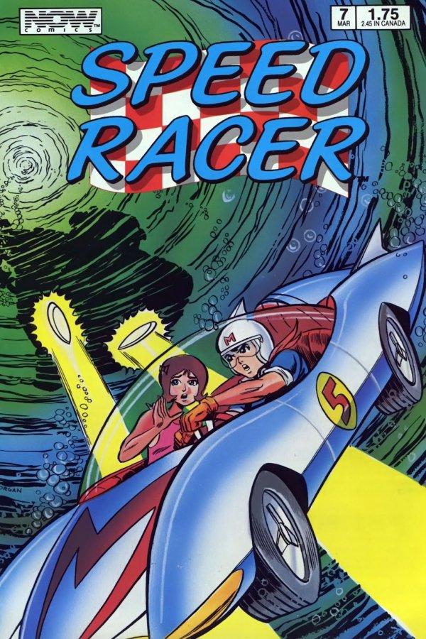 Speed Racer #7