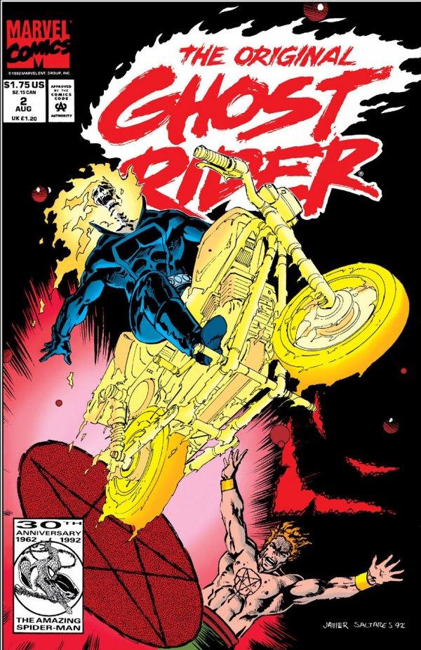 The Original Ghost Rider #2