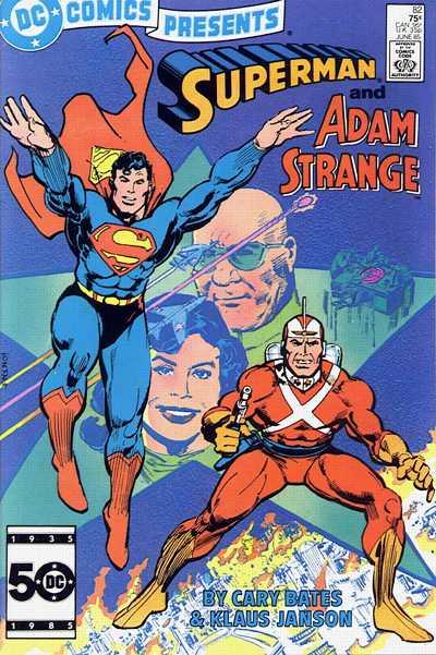 DC Comics Presents #82