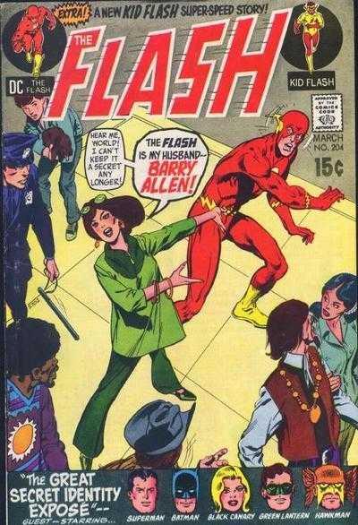 The Flash #204