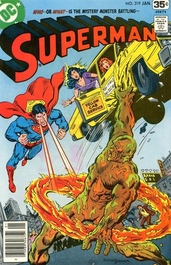 Superman #319