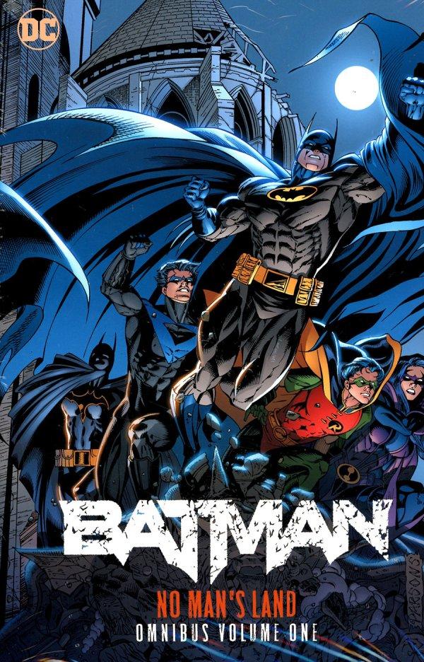 Batman: No Man's Land Omnibus Vol. 1 HC