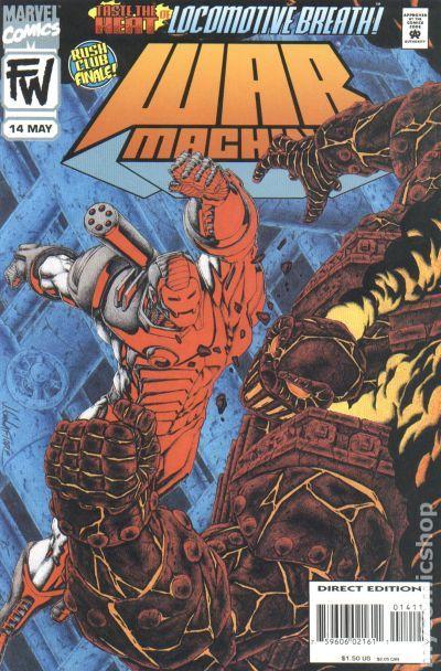 War Machine #14