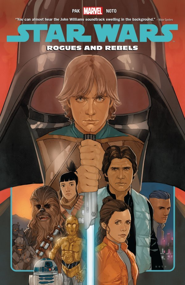Star Wars Vol. 13: Rogues and Rebels TP