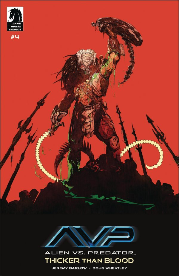 Aliens Vs. Predator: Thicker Than Blood #4