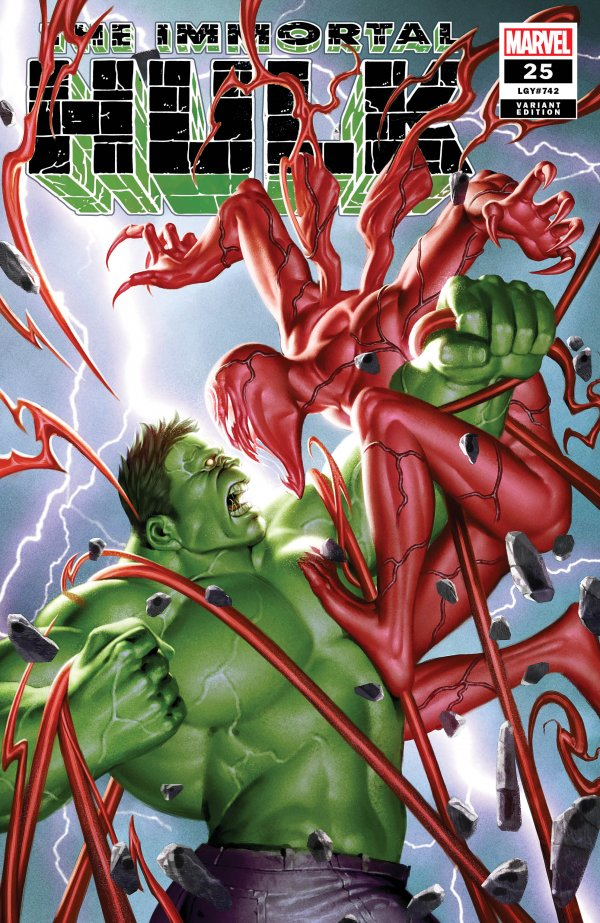 The Immortal Hulk #25