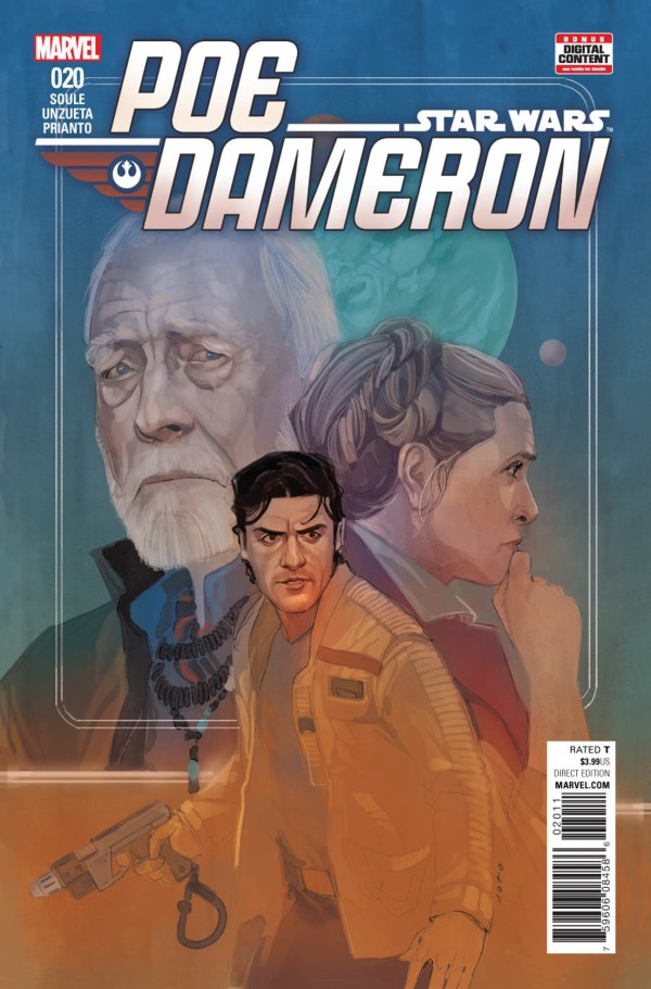 Star Wars: Poe Dameron #20