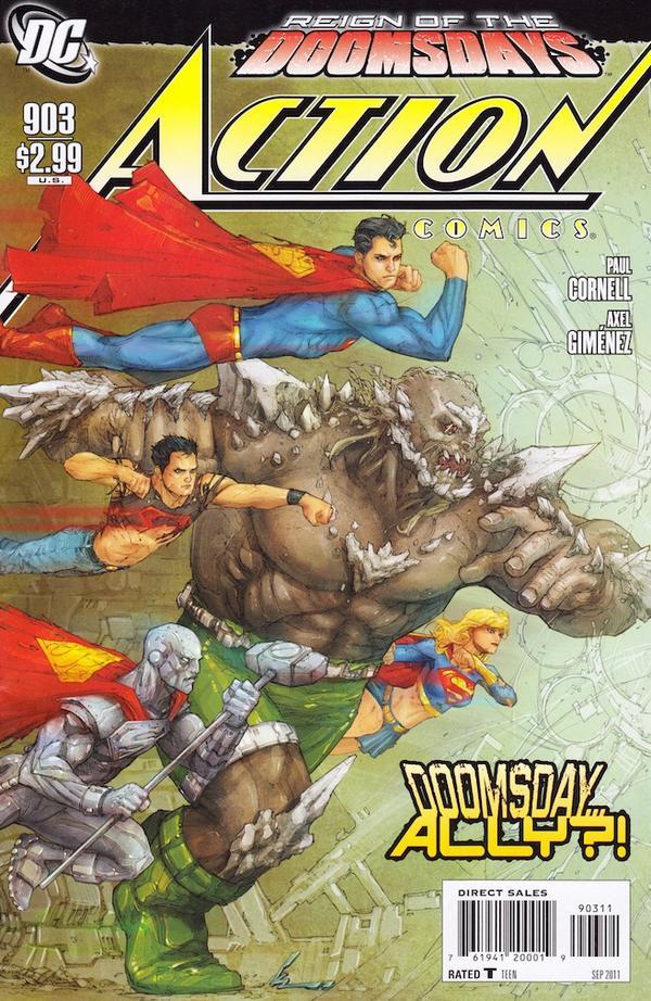 Action Comics #903