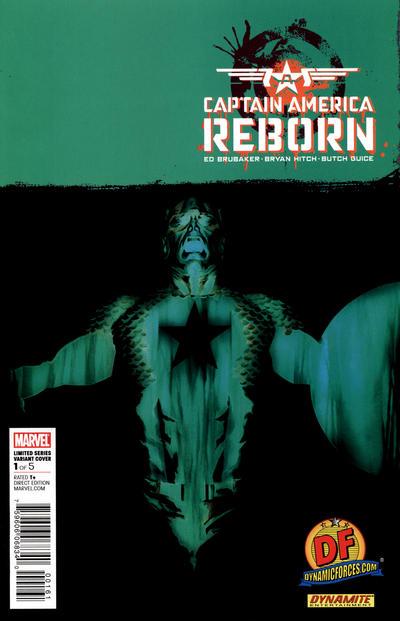 Captain America: Reborn #1